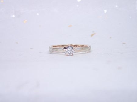 17052103木目金の結婚指輪_R004①.JPG