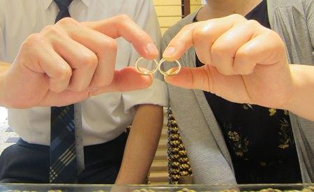 17060403木目金の結婚指輪_B001.JPG