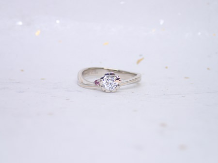 17061701木目金の結婚指輪と婚約指輪_D003.JPG