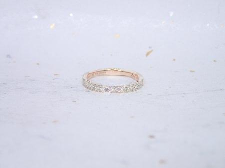 17062401木目金の婚約指輪・結婚指輪_N001.JPG