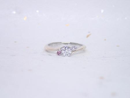 17070901木目金の婚約指輪と結婚指輪_A003.JPG