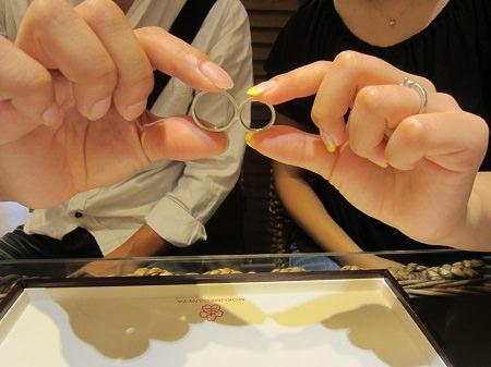 17071801木目金の結婚指輪_A001.JPG