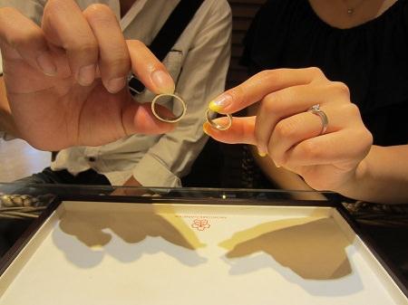 17071801木目金の結婚指輪_A002.JPG