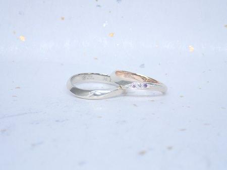 17072101木目金の結婚指輪U_004.JPG