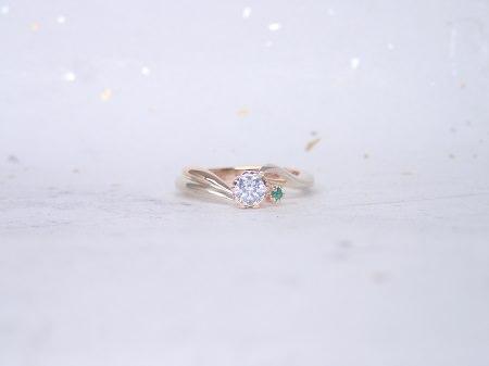 17072203木目金の婚約指輪_K001.JPG