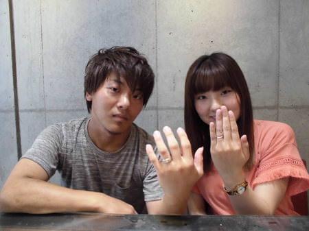 17073001木目金の結婚指輪_U003.JPG