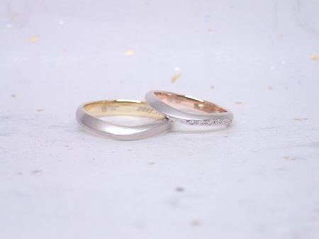17073001木目金の結婚指輪_M002.JPG