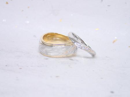 17073001木目金の結婚指輪_U004.JPG