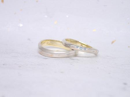 17073101木目金の結婚指輪_R004②.JPG