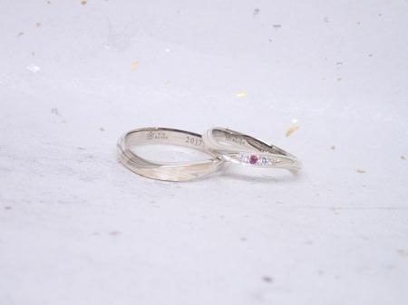 17073101木目金の結婚指輪_S004.JPG