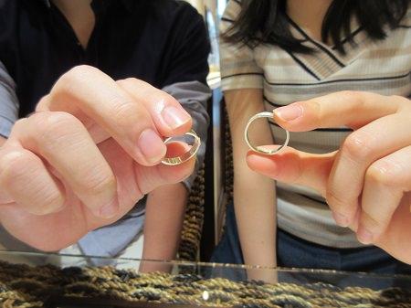 17080605木目金の結婚指輪_N001.JPG