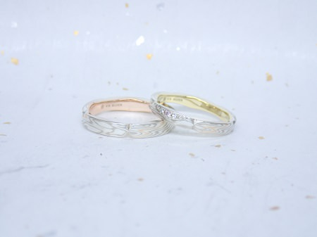 17082101木目金の結婚指輪_Y006.JPG