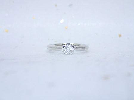 17082701木目金の婚約指輪 結婚指輪M_003.JPG