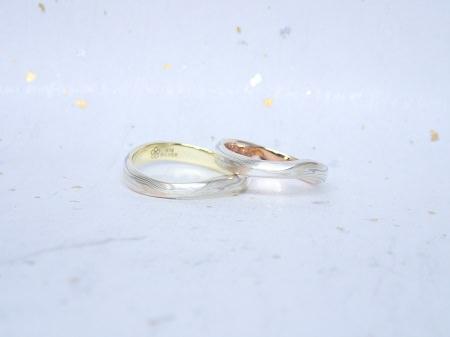 17083001木目金の結婚指輪_G001_.JPG