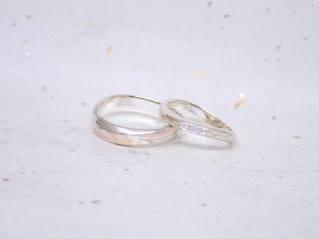 17090902 木目金の結婚指輪 Y004.JPG