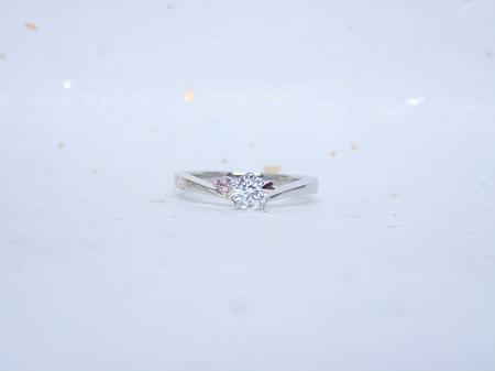 17092401木目金の婚約・結婚指輪 K_002.JPG