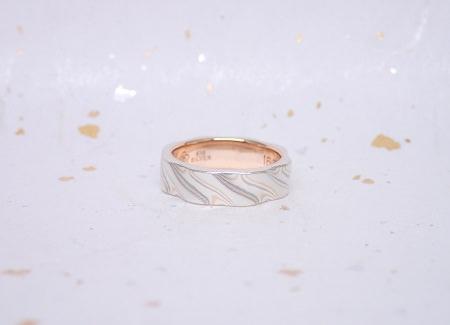 17093001木目金の結婚指輪_E01.JPG