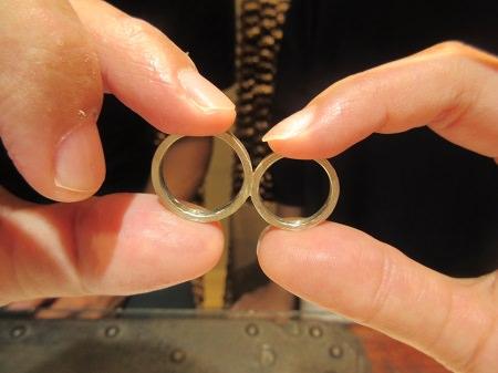 17100201木目金の結婚指輪_N001.JPG
