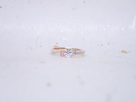 17100801木目金の結婚指輪U_003.JPG