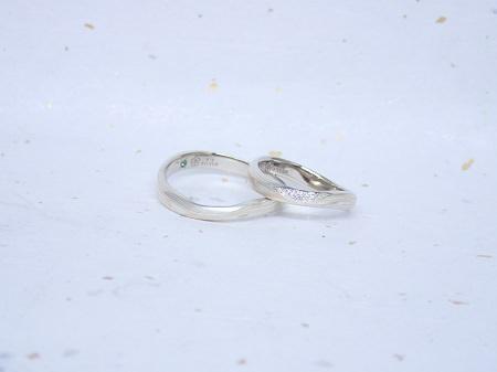 17100801木目金の結婚指輪_B003.JPG