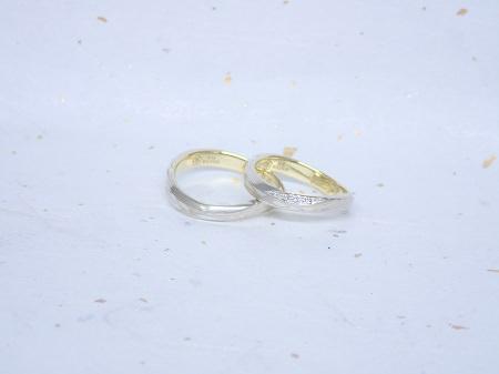 17100801木目金の結婚指輪U_004.JPG