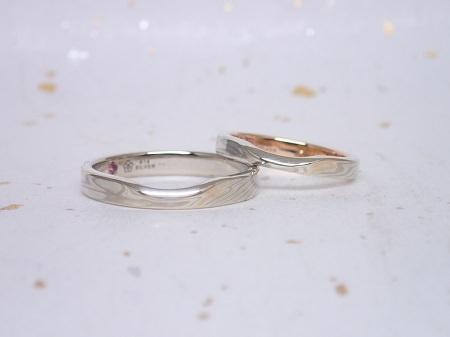 17101401木目金の結婚指輪_B003.JPG