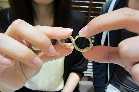 17101501木目金の結婚指輪_Z001.JPG