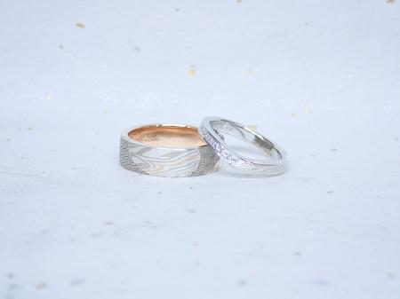 17101503木目金の結婚指輪_Y001.JPG