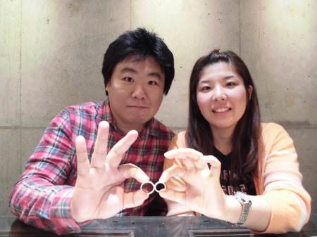 17101504木目金の結婚指輪_U001.JPG