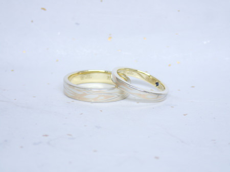 17101505木目金の結婚指輪_U004.JPG