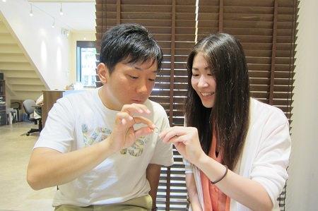 17102001木目金の婚約・結婚指輪_Z002.JPG