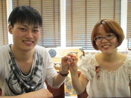 17102101木目金の結婚指輪_J001.JPG