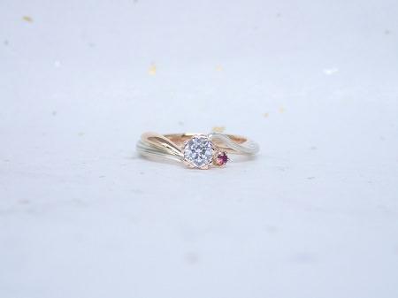 17102103木目金の婚約・結婚指輪_N003.JPG