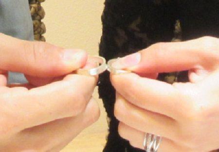 17102201木目金の結婚指輪_N001.JPG