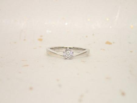 17102203木目金の婚約指輪と結婚指輪_Y003.JPG