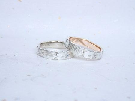 17102203木目金の結婚指輪K_001.JPG