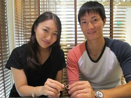17102702木目金の婚約、結婚指輪_001.JPG