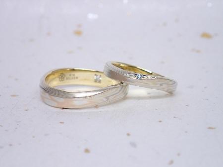 17102702木目金の婚約、結婚指輪_005.JPG