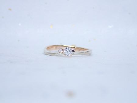17102801木目金の婚約指輪D_001.JPG