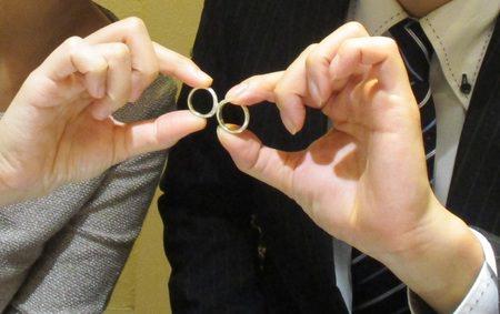 17102801木目金の結婚指輪_G001.JPG