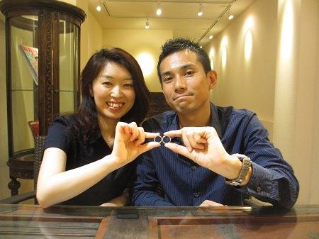 17102802木目金の結婚指輪_H001.JPG