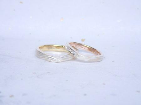 17102901木目金の結婚指輪U_002.JPG