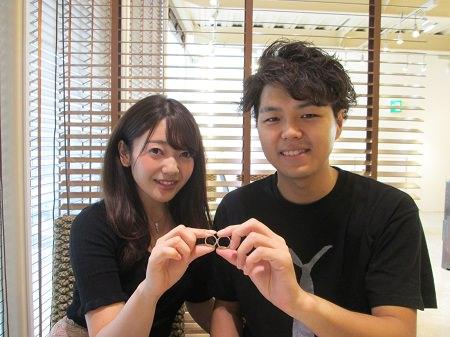 17102902 木目金の結婚指輪_M001.JPG