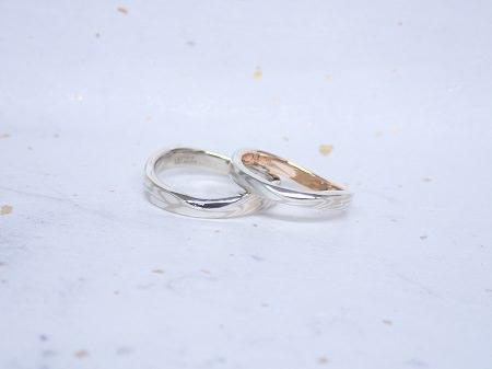 17102902木目金の結婚指輪_F002.JPG