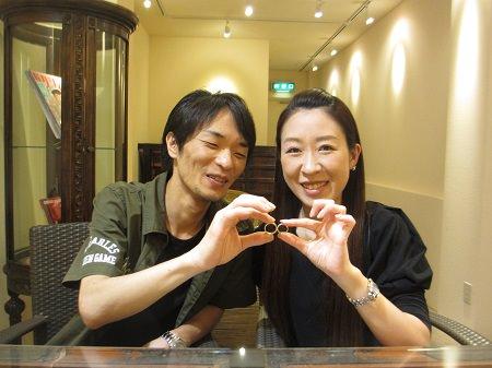 17102903木目金の結婚指輪_H001.JPG