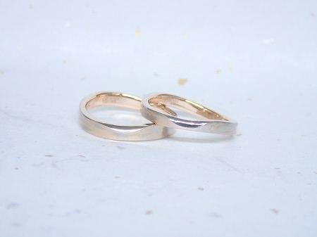 17102904木目金の結婚指輪_H001.JPG