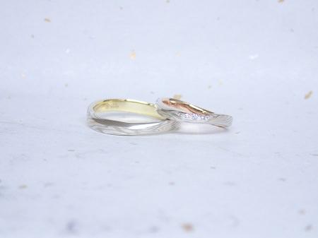 17103001木目金の結婚指輪_B003.JPG
