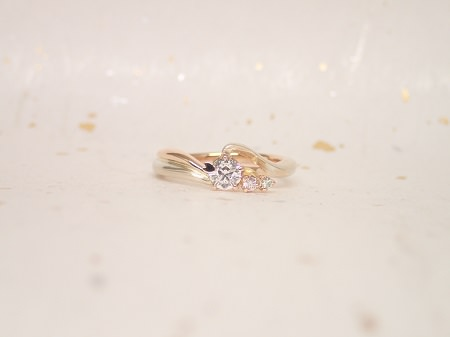 17103001木目金の婚約指輪・結婚指輪_U003.JPG