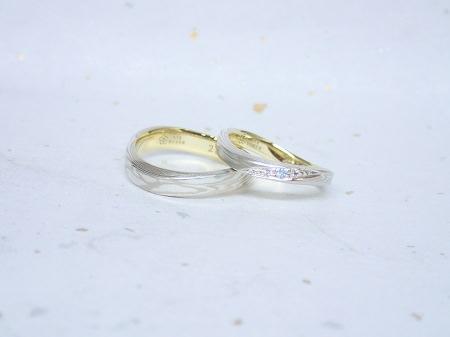 17103101木目金の婚約指輪・結婚指輪U_003.JPG