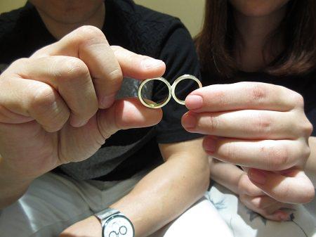 17061101木目金の結婚指輪_N001.JPG